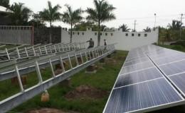 Agropecuario - energía solar agrícola