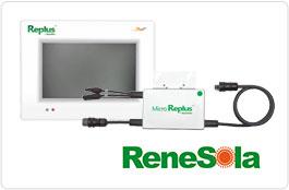 microinversores para paneles fotovoltaicos