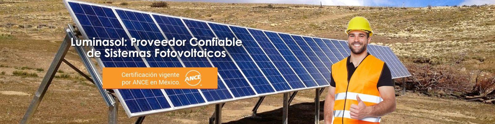 Sistemas fotovoltaicos