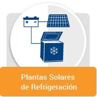 Plantas solares de refrigeración