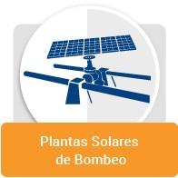 Plantas solares de bombeo