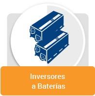 Inversores a baterías