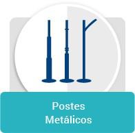 Postes metálicos icono
